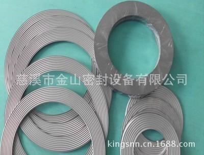 金属波齿复合垫片 慈溪管法兰用柔性石墨金属波齿复合垫片厂家