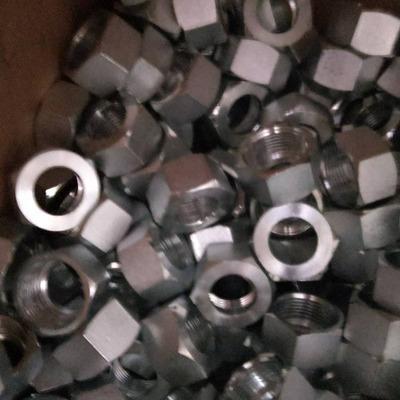 液压油管接头卡套 扩口 焊接 锥密封式永华伊顿标准接头
