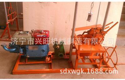 ZT300中小型打井机  小型磨盘钻机 柴油磨盘钻机 农田灌溉打井机
