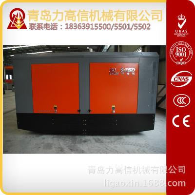打井配用的好的选择 力高信供应的295KW 23公斤 27立方的空压机