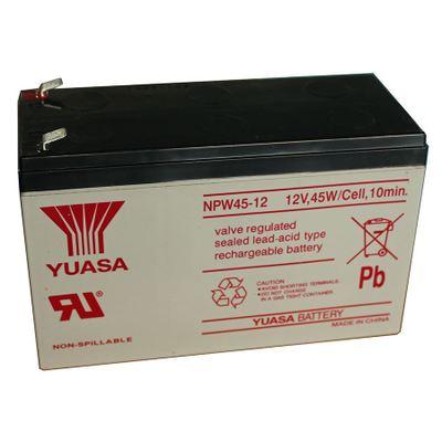 YUASA蓄电池NPW36-12/12V-36W含税包邮