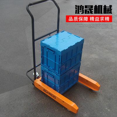 物流搬运拉货车周转箱专用手推车周转箱搬运车