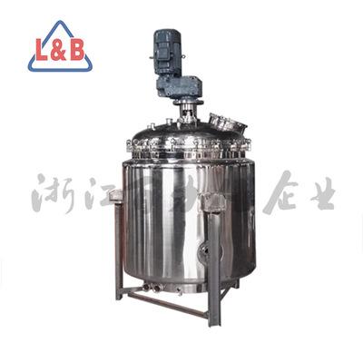 质保一年 不锈钢真空反应釜 高温高压微型搅拌釜 接受定制