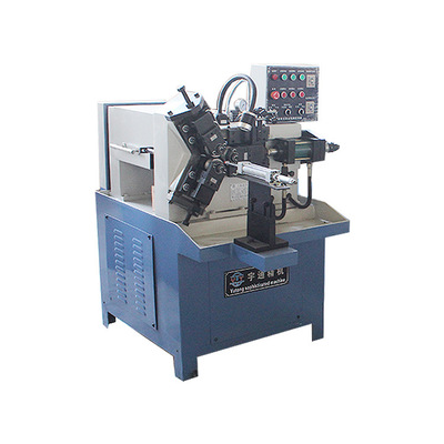 宇通机械ZC28-40型智能螺纹液压三轴滚丝机液压滚花加工滚牙机
