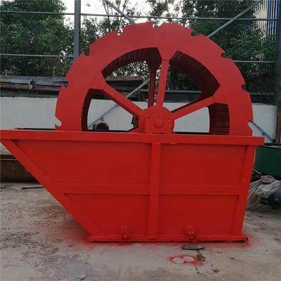 矿用水轮洗沙机 水轮顺流槽式洗沙机 厂家直销定制大中小型请详询