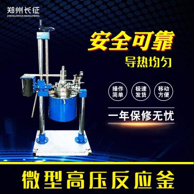 FCF不锈钢高压反应釜(自动升降)电加热 实验室反应釜 厂家直销