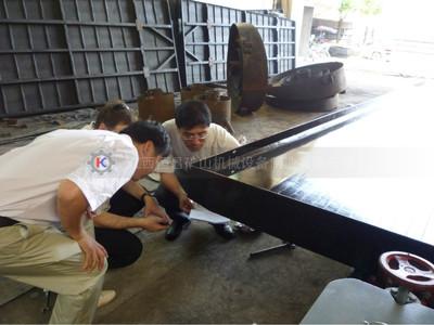 淘金沙选矿摇床 细砂玻璃钢摇床尾矿回收高富集比摇床 尾矿精选