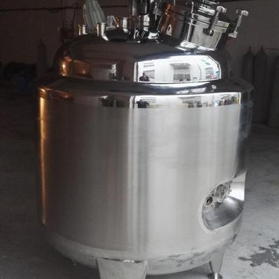 厂家直销多功能高压反应釜 专业生产小型不锈钢电加热夹套反应釜