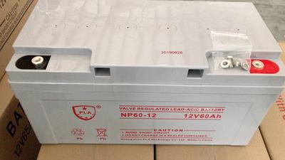 免维护铅酸蓄电池12V60AH 型号NP60-12  PLA 蓄电池 质保三年