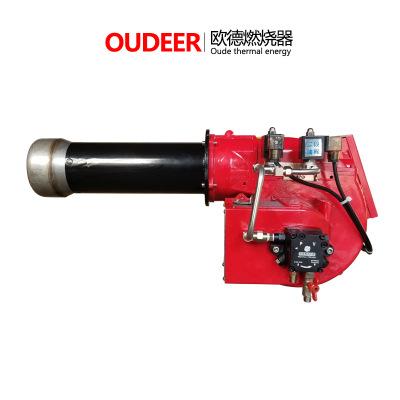 河北欧德燃油燃烧机可烧轮胎油废油重油柴油燃烧机空气雾化燃烧器
