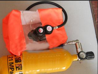 正压式空气呼吸器3L紧急逃生空气装置EEBD 逃生自救装备 质量保证
