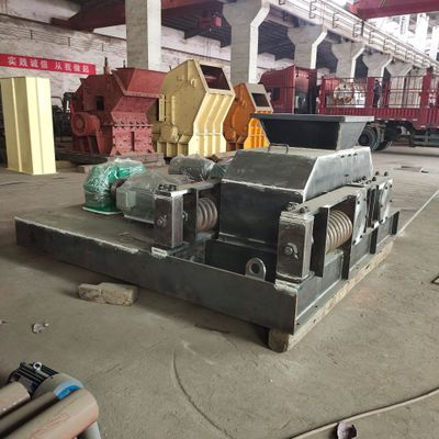 供应破碎机 强力对辊式破碎机 对辊式金属破碎机 对辊式破碎机厂