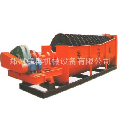 滚筒式洗石机 螺旋式矿石洗石机 高效石料场洗砂机