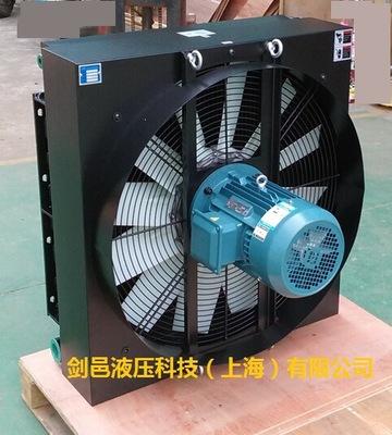 ELB-9-A3风电齿轮箱润滑油风冷却器_风力发电机组齿轮箱冷却系统