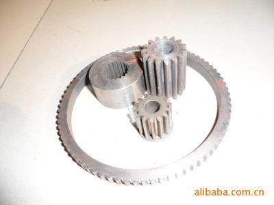 经济实用直齿齿轮  JD电动车齿轮  硬齿面直齿轮