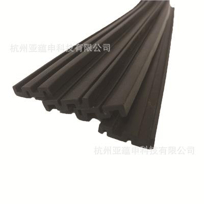 生产各类型挤出条橡胶密封胶条防撞条橡胶发泡条防水阻燃密封条