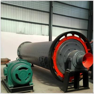 供应粉煤灰球磨机 赤铁矿褐铁矿选矿工艺 MQG型管式实用球磨机