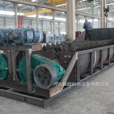 洗石生产线 厂家专业生产各种螺旋洗矿机 槽式洗矿机 槽式洗石机