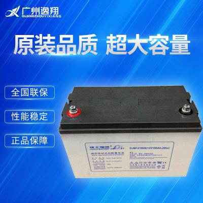 理士蓄电池DJM12100S12v100ah免维护UPS机房电源理士电池厂家批发