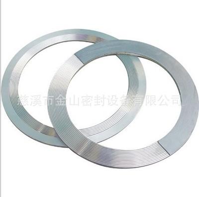 换热器用金属波齿复合垫片 慈溪柔性石墨金属波齿复合垫片出厂价