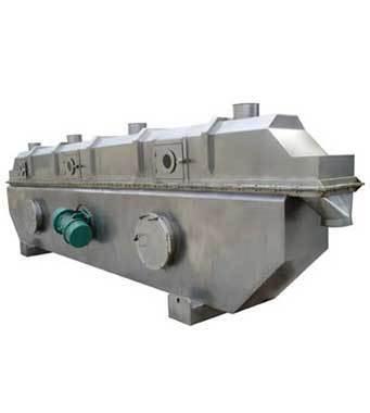ZLG直线振动流化床干燥机/木糖醇、甘露醇、硼酸、硼砂流化床干燥