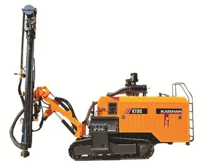 厂价直供开山KT8C型一体式露天潜孔钻车|凿岩机