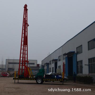 300米磨盘回转式打井水井钻机水井钻机 磨盘钻机钻孔深度