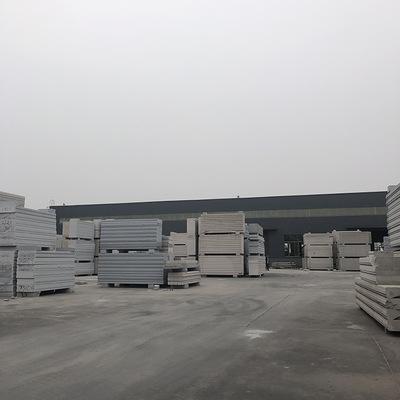 蒸压加气混凝土轻质隔墙板 ALC板   防火墙 潍坊厂家