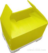 真实中空板箱生产厂家 大岭山PP塑料中空板折叠式周转箱(图)