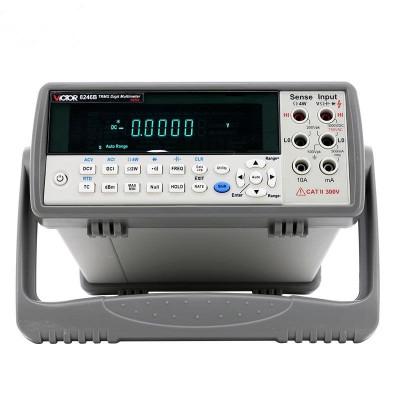 胜利VC8246B台式万用表自动量程数字显示高精度台式多用表