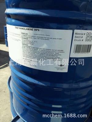 供应水泥助磨剂美国陶氏三乙醇胺cas号:102-71-6