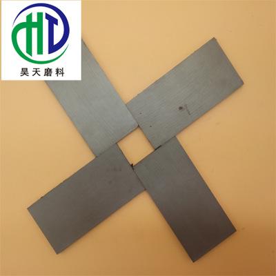 厂家直销双重抗磨陶瓷片 高温氧化物磁性陶瓷板 自吸式磁性衬板