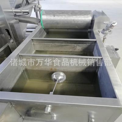 全自动气泡解冻池 链板式冻盘解冻机 自动提升式冻肉解冻机