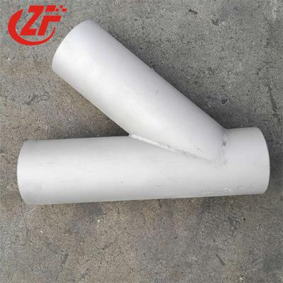 45°Y型三通 60°激光焊接三通管件 180°线切割焊接三通管