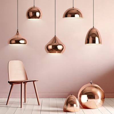 北欧吊灯丹麦loft设计师餐桌餐厅灯创意咖啡厅会所吧台马卡龙灯具