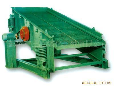 供应单轴振动筛 专业生产矿用单轴振动筛