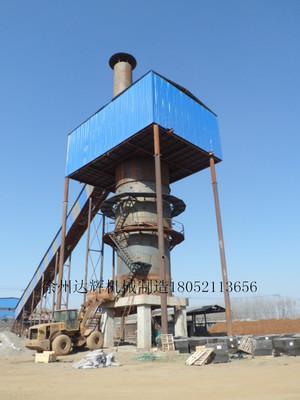 达辉高炉节能烧结机 竖窑烧结机 红土镍矿烧结竖炉批发供应