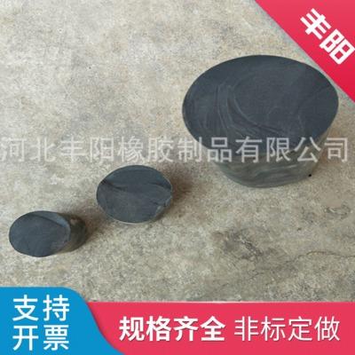 三元乙丙实心密封条 epdm密实橡胶条海绵条 机械防尘橡胶密封条