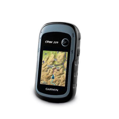 Garmin新一代GPS+北斗双星接收机 eTrex  209x