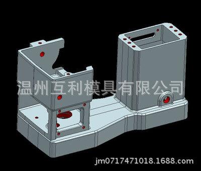 专业锌合金压铸加工厂家供应铝合金产品 封口机直销批发 质量保证