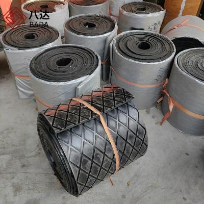 厂家批发整芯阻燃输送带 EP输送带 工业橡胶防滑环形传输带