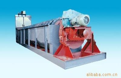 高堰式螺旋分级机、脱泥脱水设备、双螺旋分级机、沉没式分级机