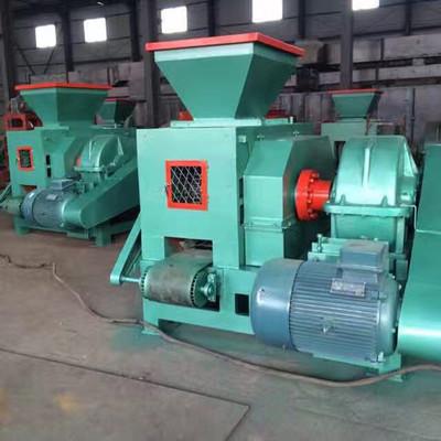 厂家直销全自动矿粉压球机 工业矿渣压球机 强力铁粉压球机