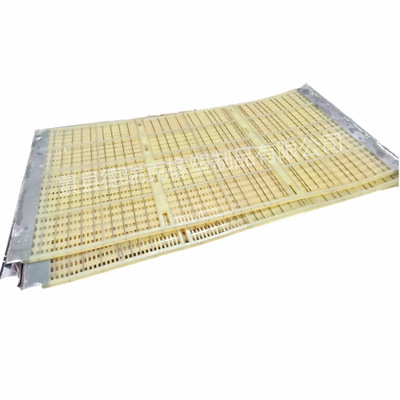 厂家直供 聚氨酯晒放筛板 筛分机械专用使用寿命长 专业定制