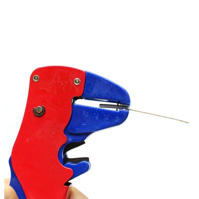批发 迷你自动剥线钳鸭嘴剥线钳0.2-6平方mm轻松剥线