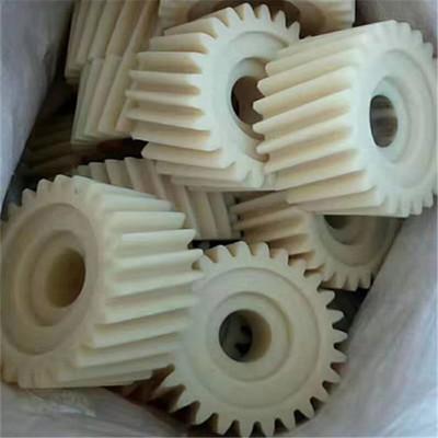 尼龙齿轮 涡轮 链轮 各种尼龙件定制加工