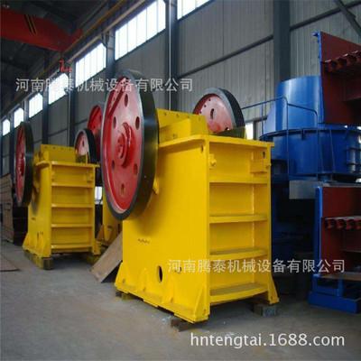 供应大型颚式破碎机 高产量砂石破碎机 对辊式破碎机现货直销