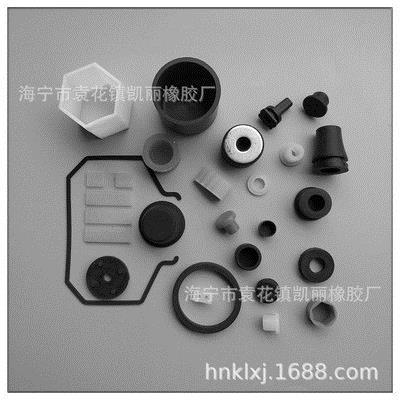 定制定做非标耐磨耐压丁青橡胶制品 天然橡胶制品
