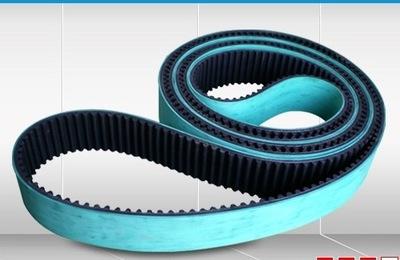 厂家供应 优质PU无缝环形带 工业加厚加胶同步带