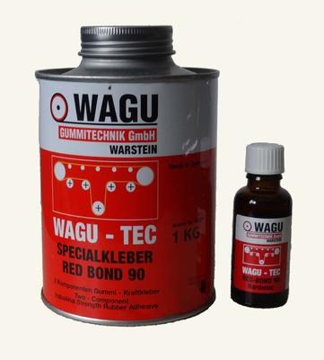威固皮带胶   WAGU90粘接剂   输送带修补胶 冷硫化粘接剂